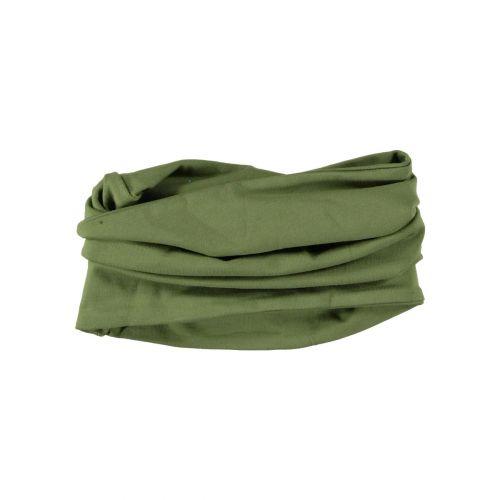 Legergroen sjaaltje
