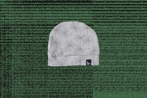 Wishflower mutsje (grijs/lichtgrijs)