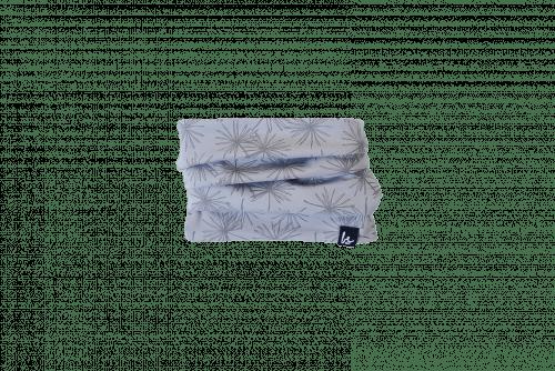 Wishflower sjaaltje (grijs/lichtgrijs)