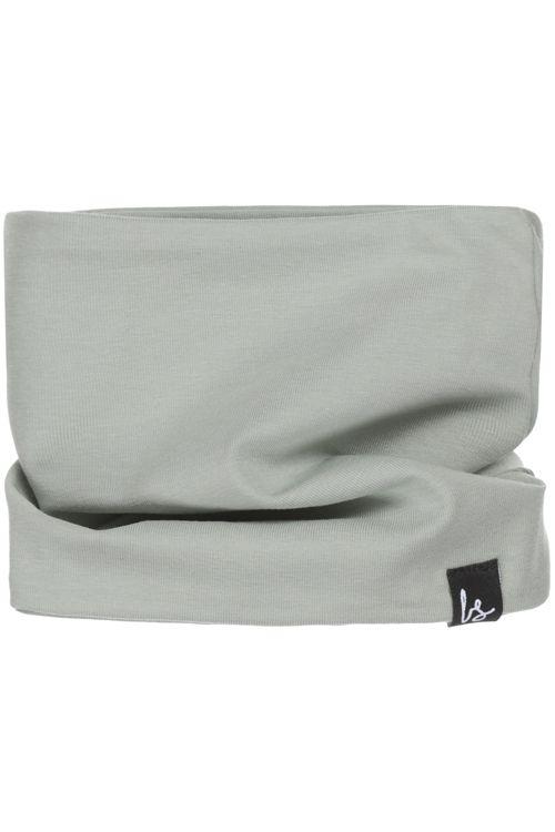 Mosgroen sjaaltje