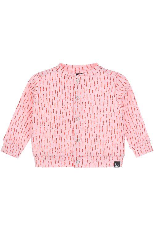 Funky stripes jasje (roze)