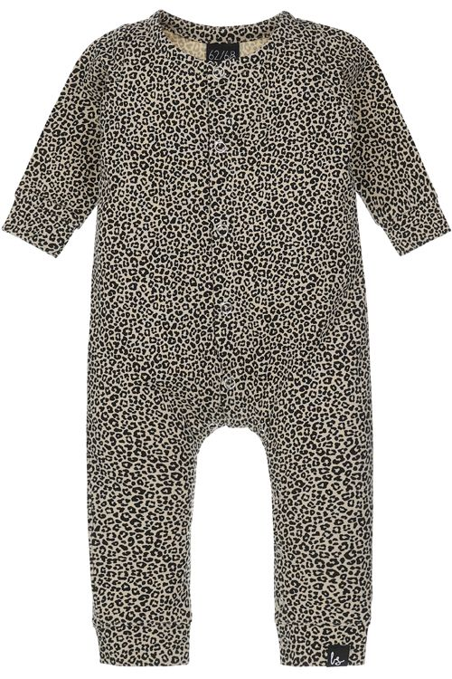 Boxpakje luipaard (beige)