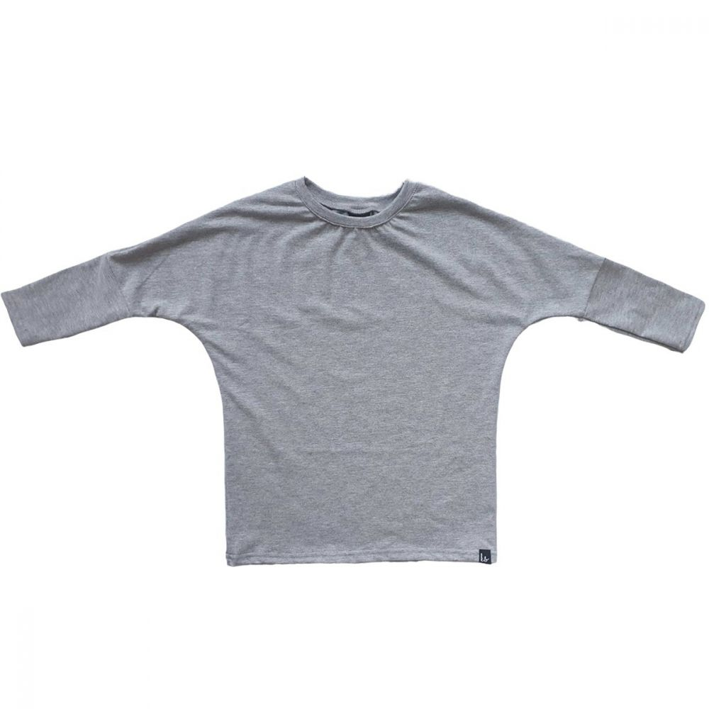 Oversized tunic (grijs)