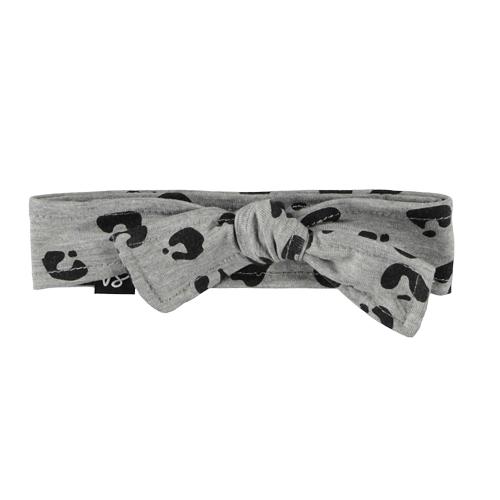 Panter haarbandje (grijs)