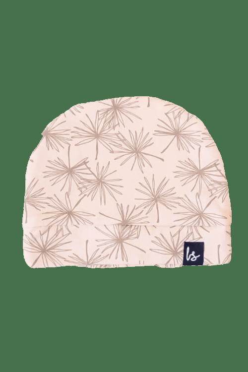Wishflower mutsje (roze/lichtgrijs)